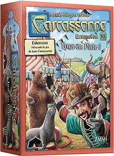 Z-Man Games Carcassonne 3