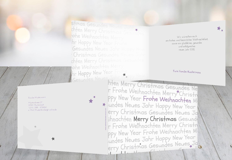 Kartenparadies Grußkarte Weihnachten Grußkarte Schrift, hochwertige Weihnachtsgrüße als Weihnachtskarte (Format  148x105 mm) Farbe  HellBlau B01N5OTK44   Haltbar    Marke    Spielen Sie Leidenschaft, spielen Sie die Ernte, spielen