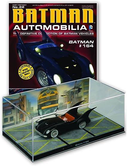 "EAGLEMOSS BATMAN AUTOMOBILIA COLLECTION #22 /""BATMAN #164/"""