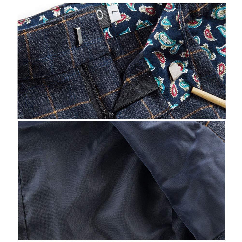 ARAUS B/éb/é Enfants Gar/çon 2PC Ensembles Costume Gilet de Mar/ée Style Britannique Jean Pantalon Manche Longue Smoking Costume Formelle Soiree de N/œud Papillon 1-5 Ans