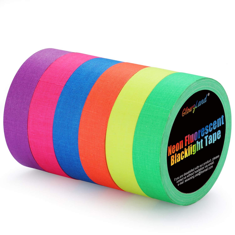con anchuras diferentes Cinta adhesiva de colores de Tesa 4651/Premium Negro
