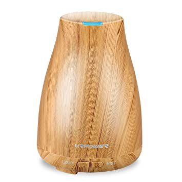 Urpower 2nd Version Essential Oil Diffuser Aroma Essential Oil Cool Mist Humidifier With... by Urpower