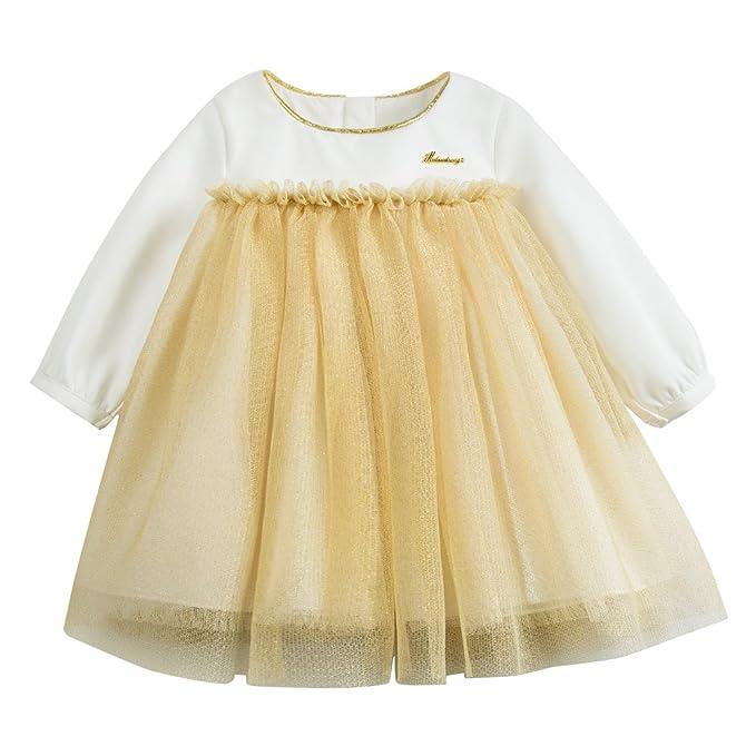 Amazon.com: mubenshang niño vestidos niña bebé vestido de ...