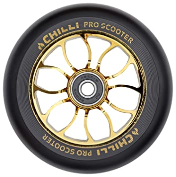 Chilli Pro - Ruedas de Repuesto para Patinete (110 mm ...