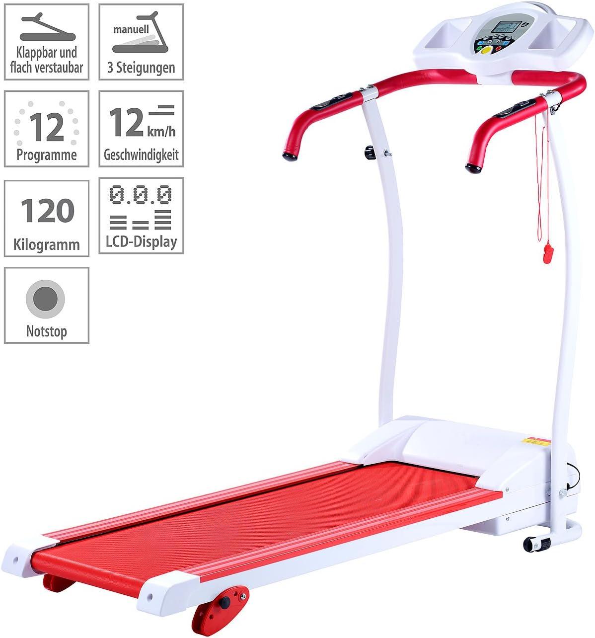 Newgen NC5584-944 - Cinta de Correr para Fitness: Amazon.es ...