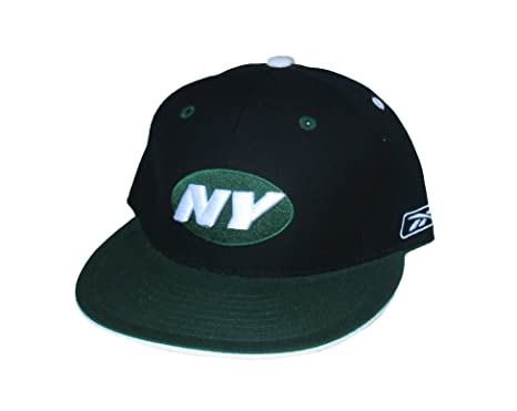 c32a1159e0c Image Unavailable. Image not available for. Color  New York Jets Fitted ...