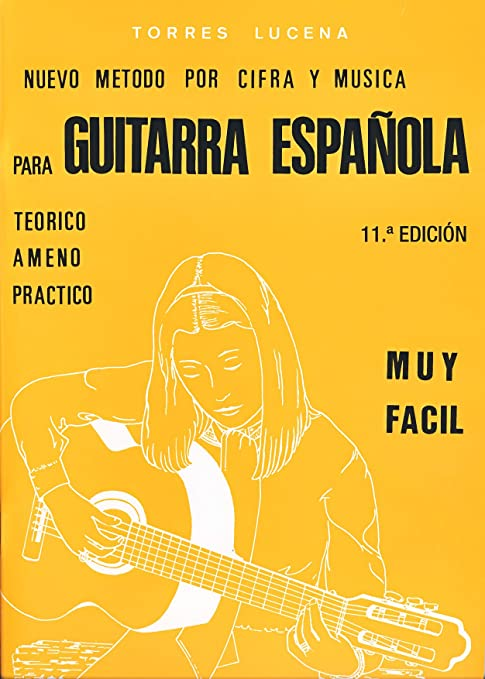 Torres lucena Metodo guitarra clasica música y cifra: TORRES ...