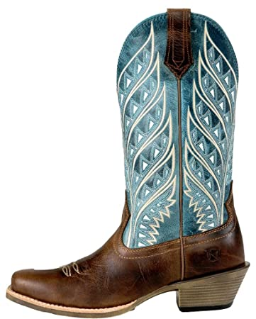 f5f565a444a Amazon.com : Noble Outfitters Ladies Sonora Sq Boots : Sports & Outdoors