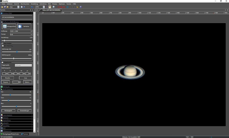 Bresser Full HD Deep-Sky Camera Green