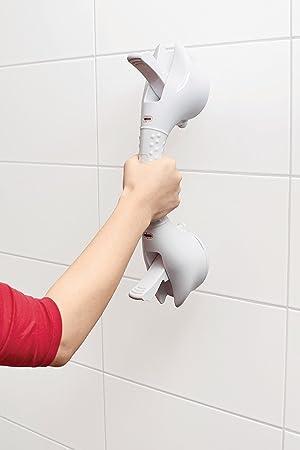 Vacío bañera/ducha/WC Mango de ayuda para levantarse bañera Mango Asidero – sin agujeros & Tornillos.: Amazon.es: Salud y cuidado personal