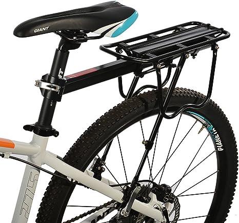 RockBros portaequipaje bicicleta con cierre rápido funda maletín ...