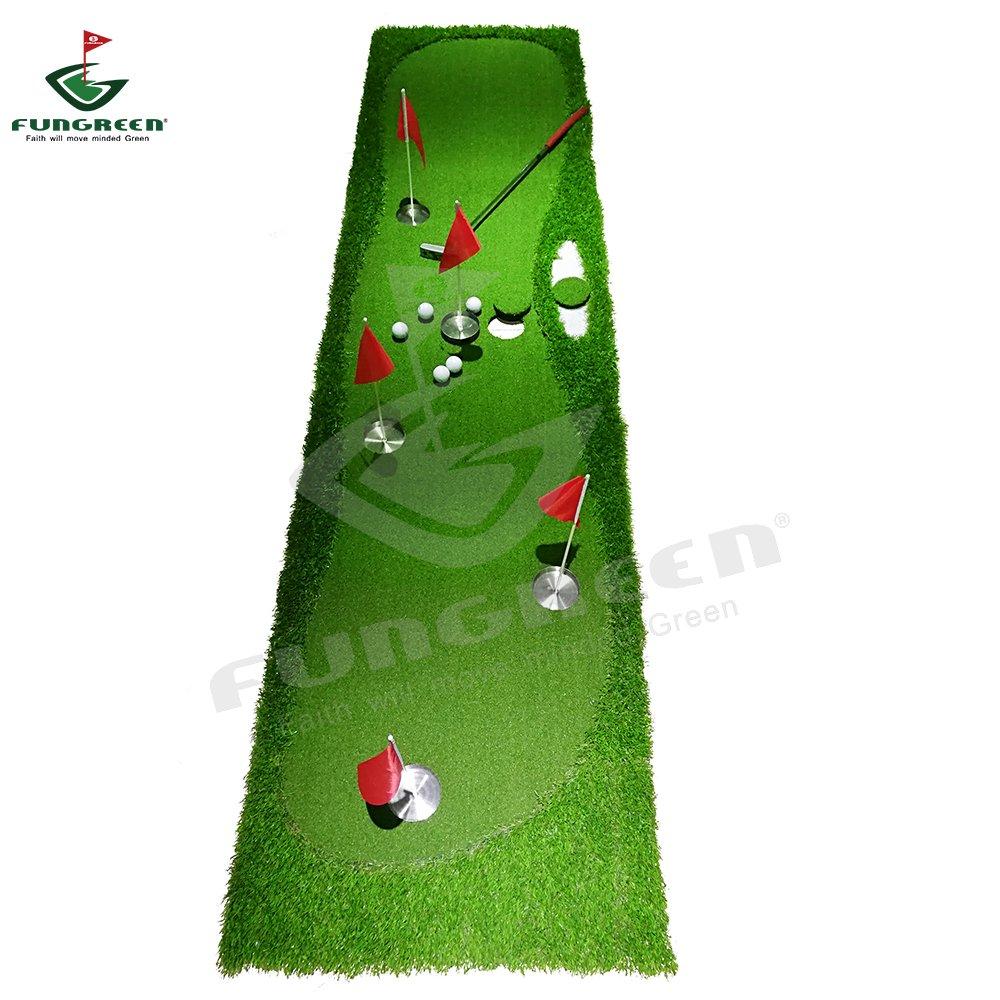 FunGreenゴルフ5-hole Putting Green 118