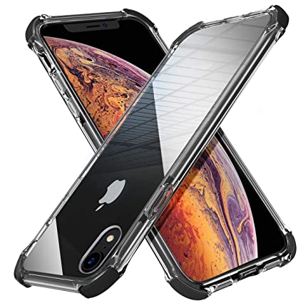 Amazon.com: MATEPROX - Carcasa para iPhone XR (antigolpes ...