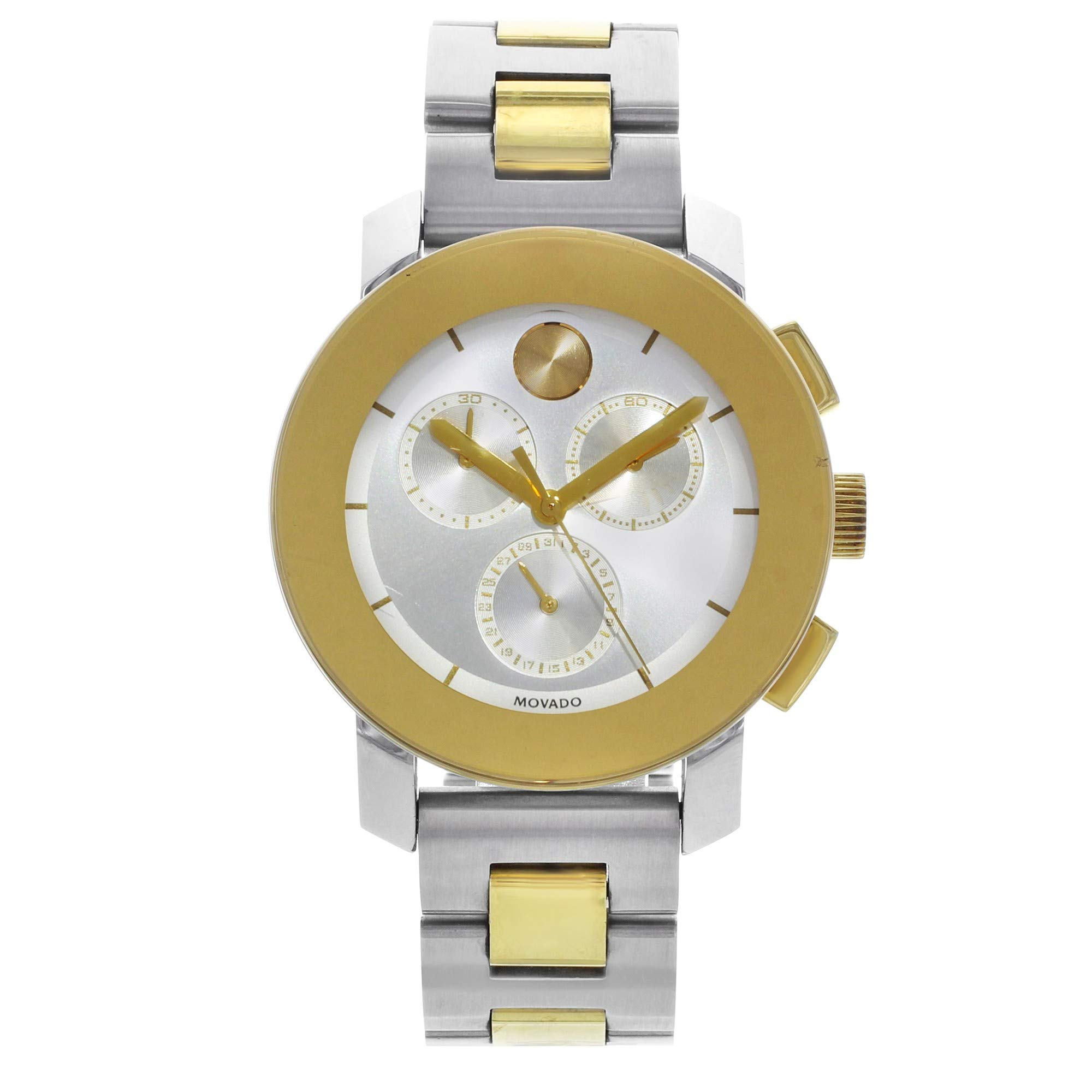 Movado Bold Quartz Male Watch 3600357 (Certified Pre-Owned) by Movado