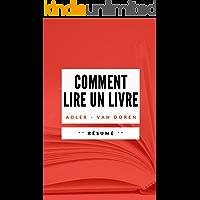 COMMENT LIRE UN LIVRE: Résumé en Français (French Edition)