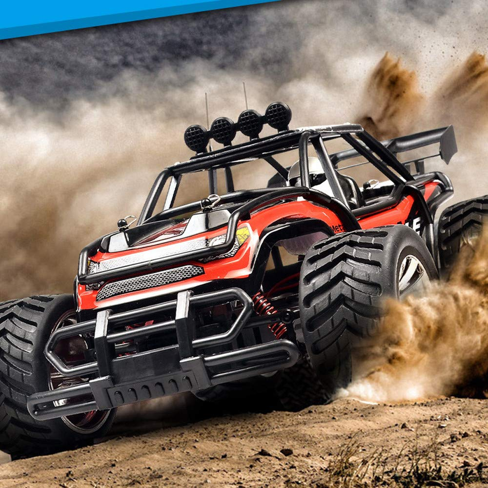 Amazon.com: Voberry- RC Car Remote Control Car Electric Racing Car Off Road 1:16 Scale Desert Buggy Vehicle 2.4GHz High Speed Electric Race Monster Truck ...
