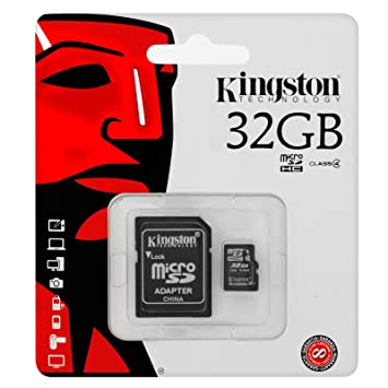 Keple | 32 GB Micro SD tarjeta de memoria para Microsoft ...