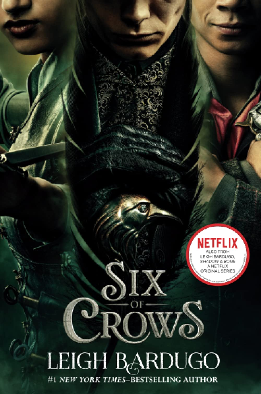 Amazon.com: Six of Crows (Six of Crows, 1): 9781250777904: Bardugo, Leigh:  Books