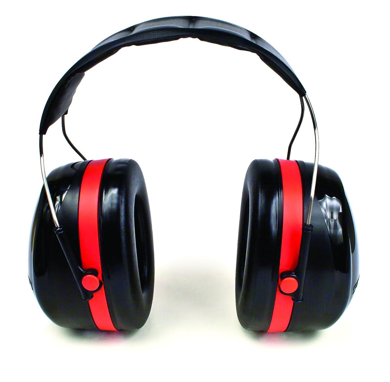 3M Peltor Optime 105 Over-the-Head Earmuff Hearing Conservation H10A HV 3M Industrial Market Center H10A/HV