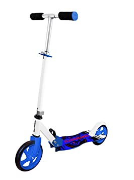 Scooter Recorte, patinete plegable, con ruedas grandes Barra ...