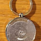 Amazon.com: Metal Calendario Perpetuo circular 50 años 2010 ...