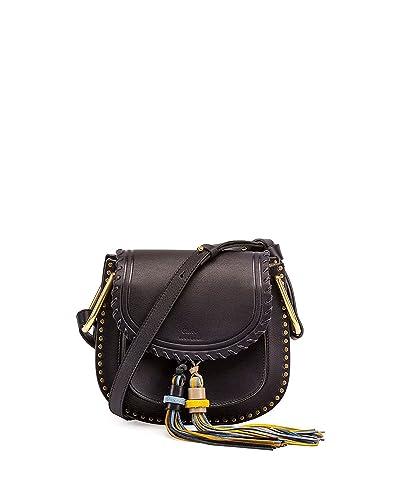 b8e6f7acbf983 Chloe Mini Bag Navy Full Blue Small Hudson Tassels New: Handbags ...