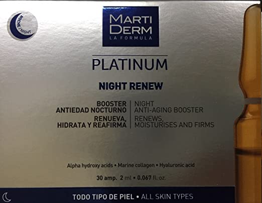 Matiderm Night Renew, crema antiedad nocturna