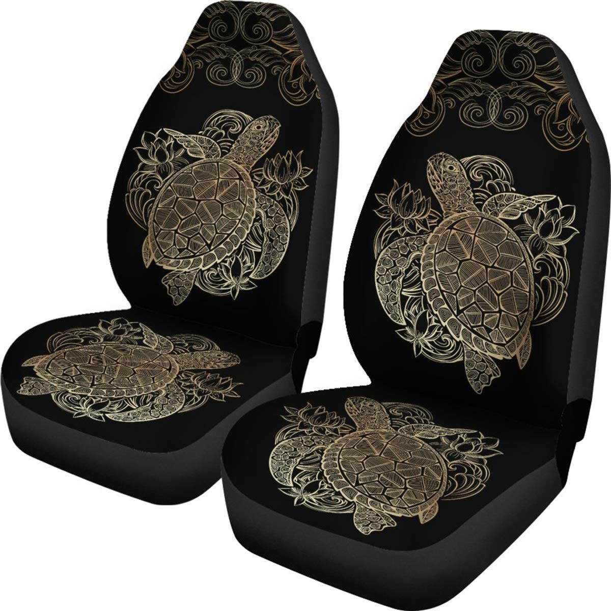 Peachy Amazon Com Turtle Car Seat Covers Turtle Seat Covers Car Uwap Interior Chair Design Uwaporg