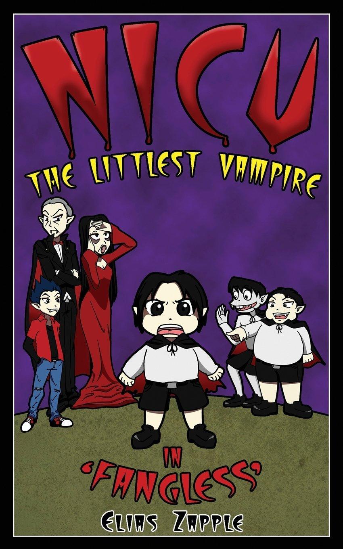 Fangless (Nicu - The Littlest Vampire) (Volume 1) PDF