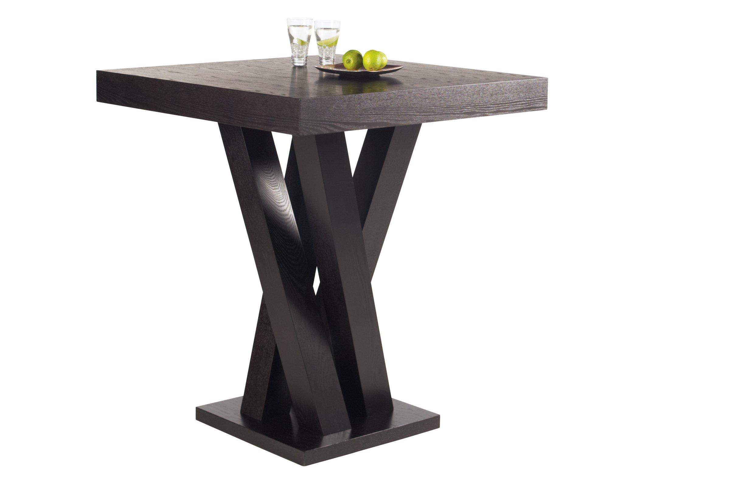 Sunpan Modern Madero bar Table, Espresso by Sunpan