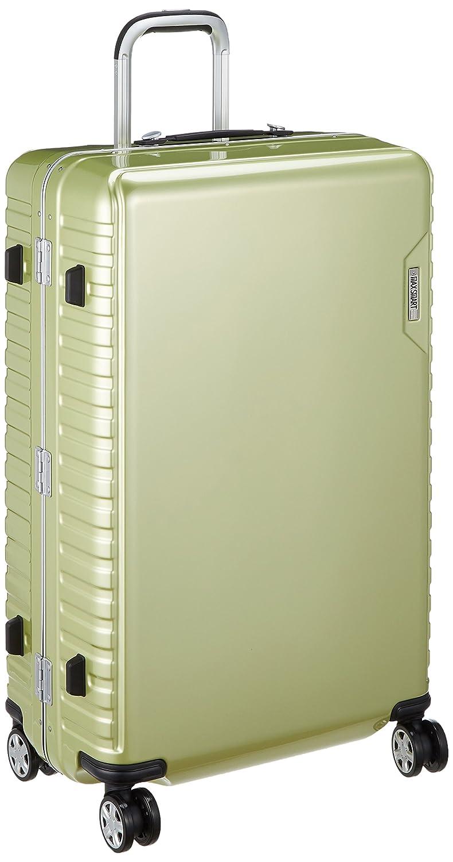 [アジアラゲージ㈱] ハードキャリー MAX SMART(マックススマート) 手荷物預け可能サイズ82L ダイヤル式ロック 静音キャスター 82L 75cm 5.2kg MS-205-29 B07B2XBSP3 ライム ライム