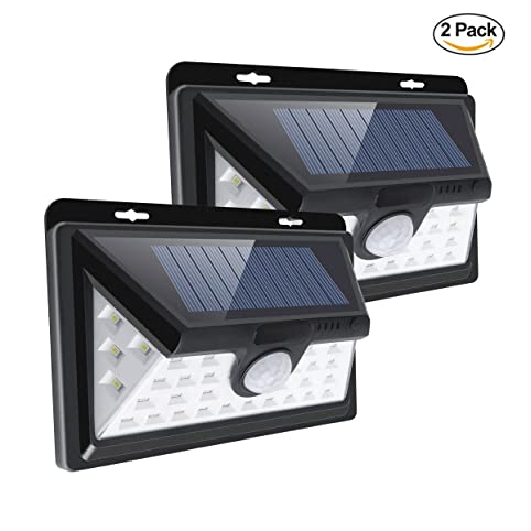 Amazon solar sensor lights outdoor solar motion light with solar sensor lightsoutdoor solar motion light with wide angle illuminationwaterproof solar light aloadofball Images