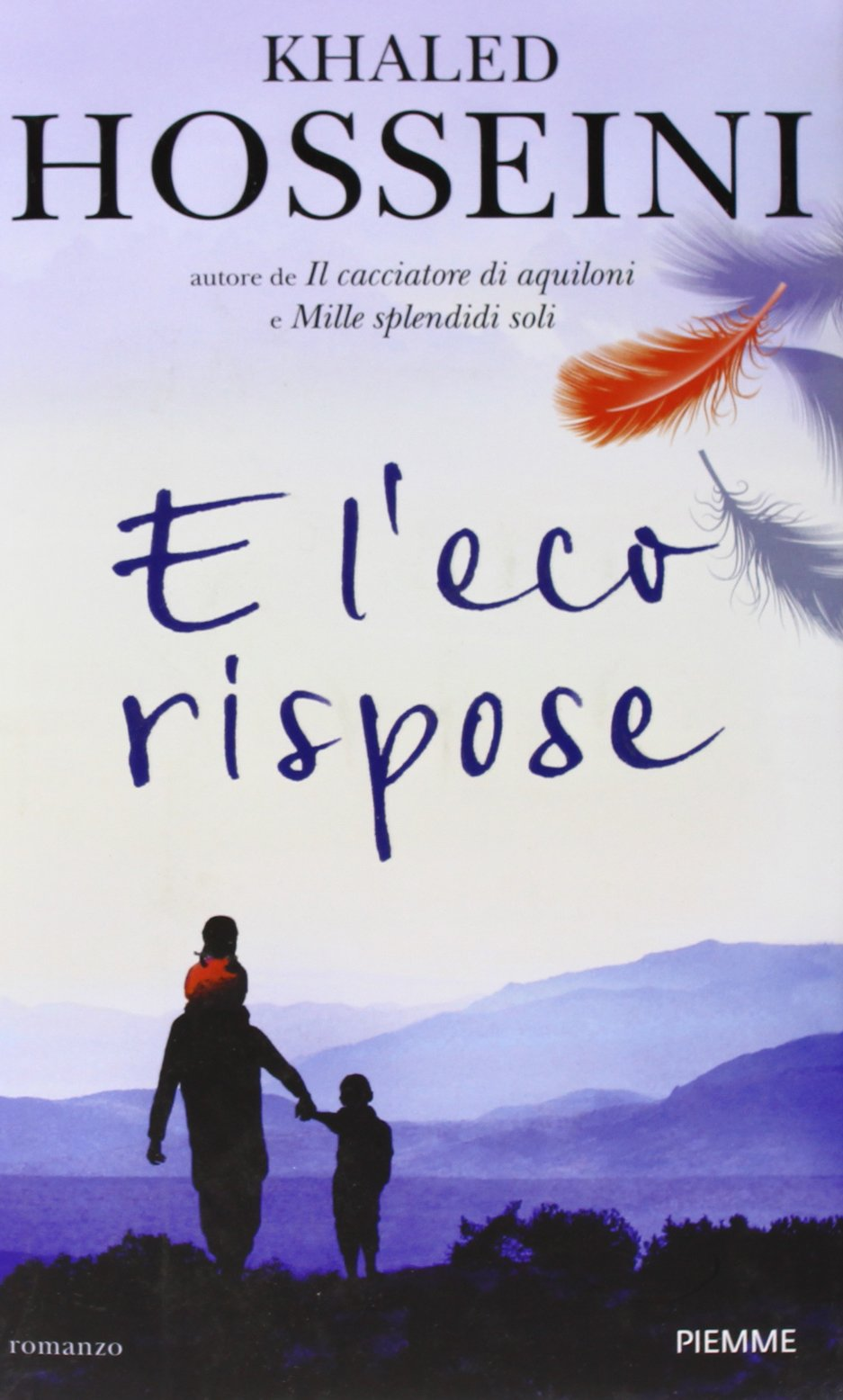 Amazon.it: E l'eco rispose - Hosseini, Khaled, Vaj, I. - Libri