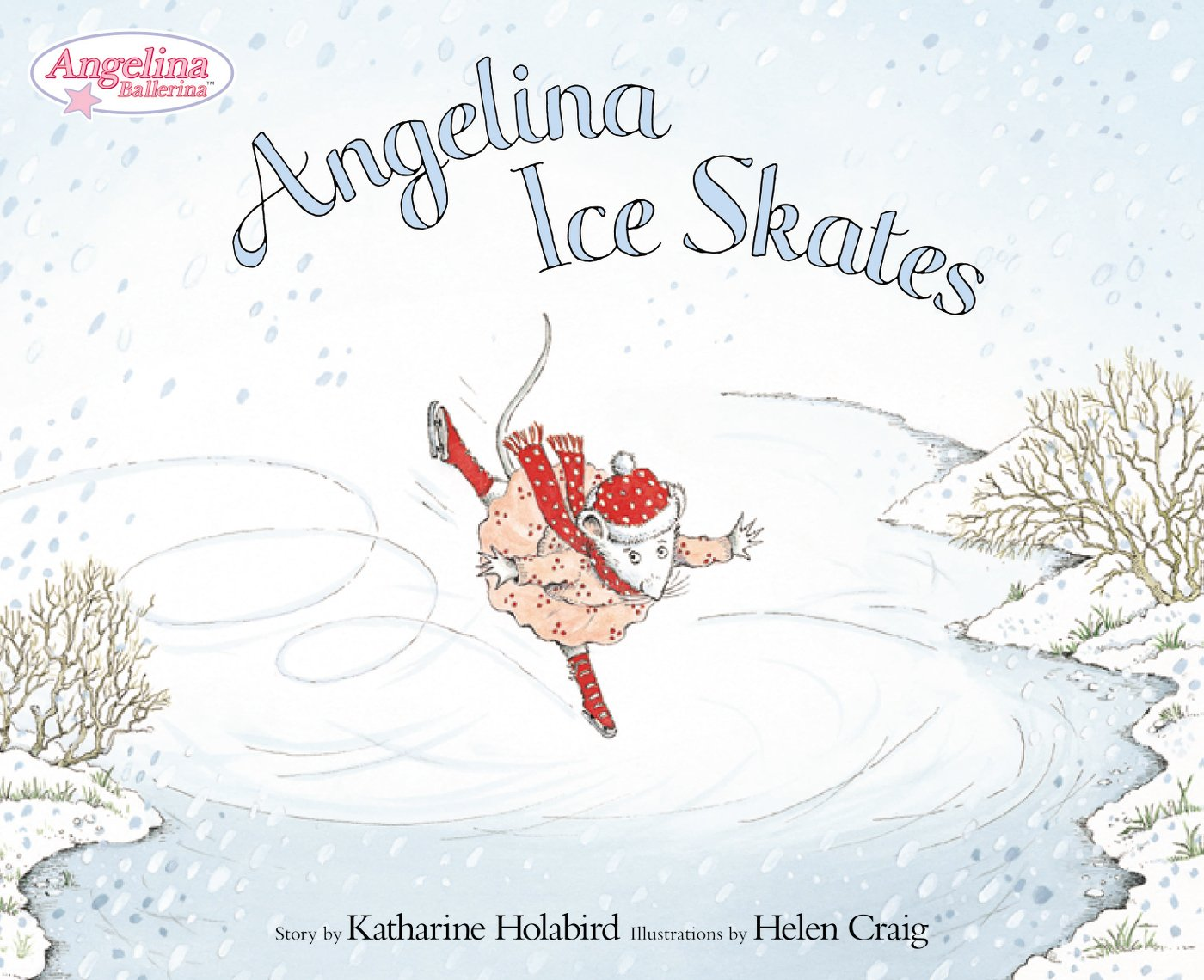Angelina Ice Skates (Angelina Ballerina) pdf epub
