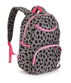 Converse Girls Cheetah Print Back Pack (Cheetah Print)  Amazon.co.uk   Luggage a79e835f4934e