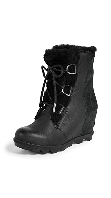 39a4c410f2b SOREL Women s Joan of Arctic Wedge II Shearling Boots