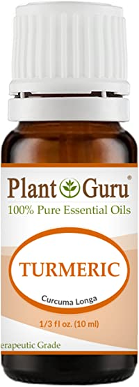 Turmeric Essential Oil by Plant Guru