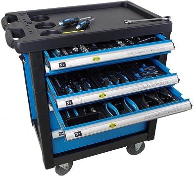 Benson Tools – Carro Carro de herramientas taller relleno Caja de ...