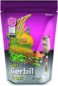 Supreme Petfoods Tiny Friends Farm Gerri Gerbil Food, 2 Lb