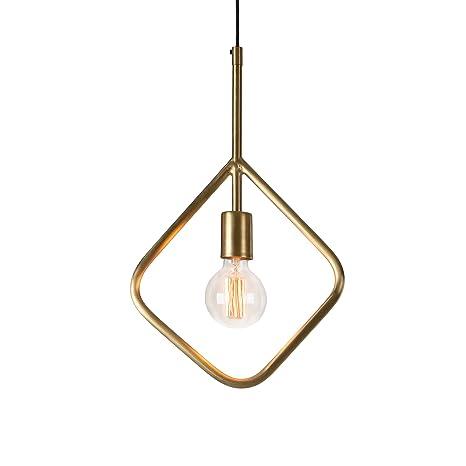 Kave Home Lámpara de Techo Adiel, 28 cm: Amazon.es: Hogar