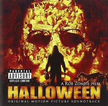 halloween original motion picture soundtrack 2007 film - Rob Zombie Halloween Music