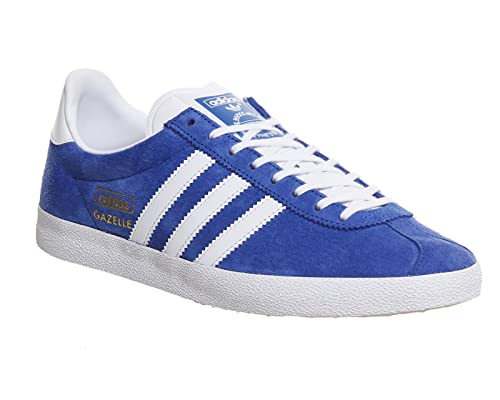 the latest 64ce4 03c73 adidas Gazelle Originals, Zapatillas Hombre, Azul (Collegiate  RoyalWhiteGold Metallic, 44 Amazon.es Zapatos y complementos