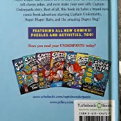 Amazon.com: The All New Captain Underpants Extra-Crunchy ...