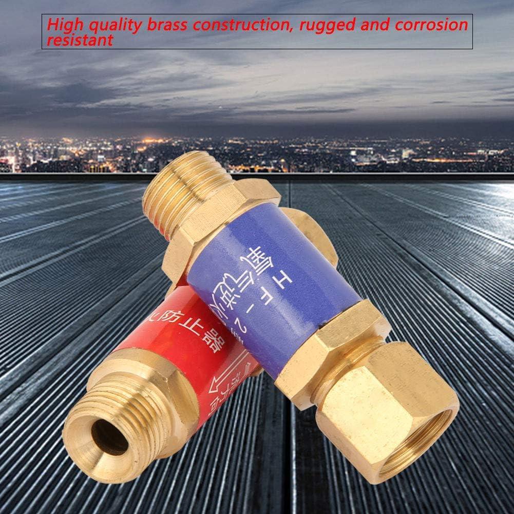 1.5 HF-2 1 paire de pare-flammes anti-retour de soupape anti-retour oxyg/ène ac/étyl/ène M16
