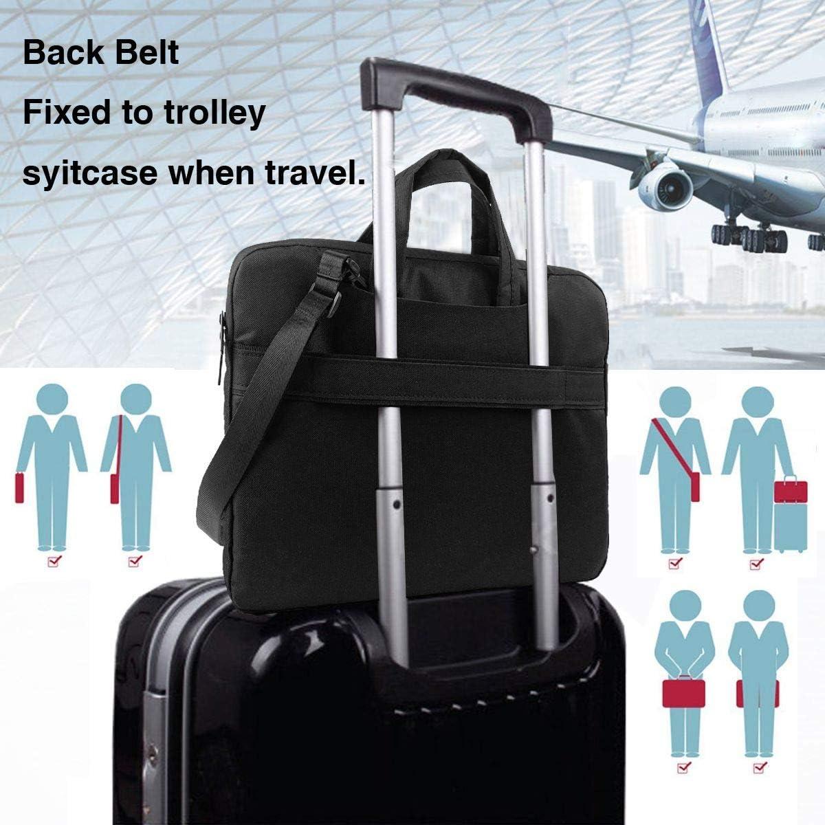 8rwwpJgr ACDC Shoulder Messenger Bag Case Briefcase Sleeve for 13 Inch 14 Inch 15.6 Inch Laptop Laptop Case