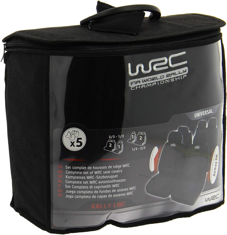 WRC 007590 Car Seat Covers
