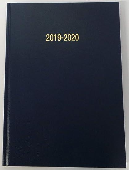 2019-2020 - Agenda escolar (vista semanal, tamaño A5, año ...