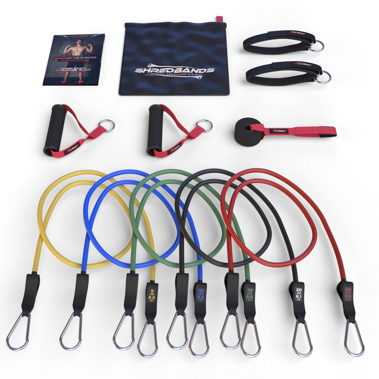 Resistance Bands And Tubes