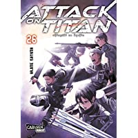 Attack on Titan 26 (26)