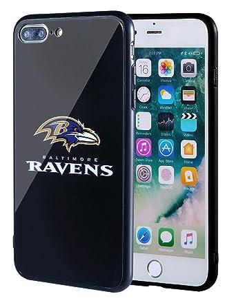Amazon.com: Sportula NFL - Carcasa para iPhone 8 Plus y 7 ...